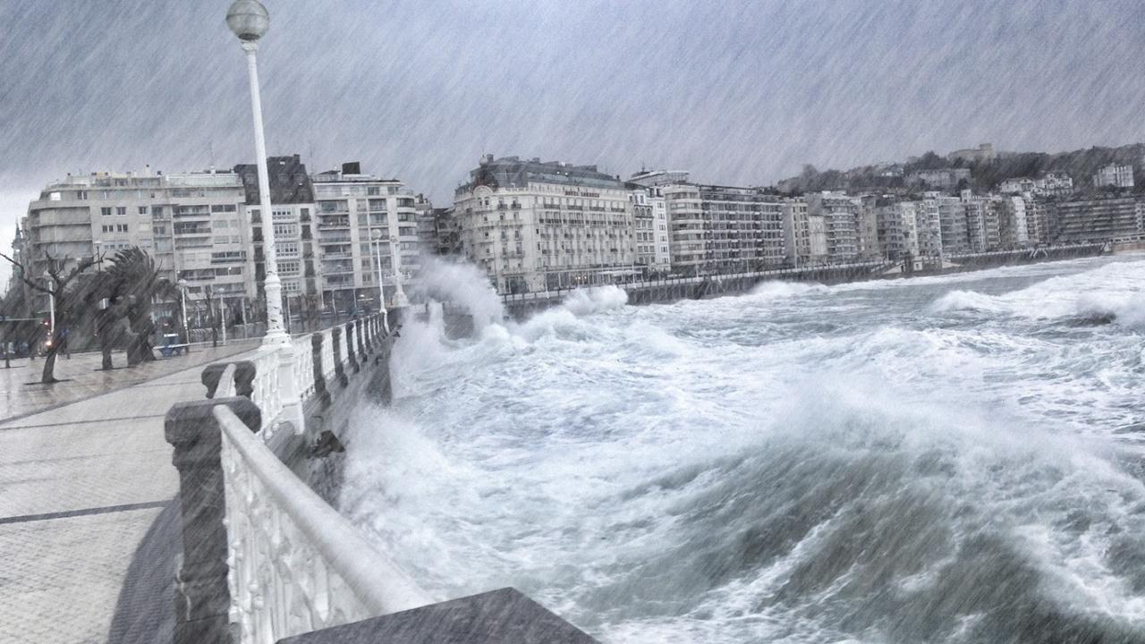 TUTORIAL PHOTOSHOP CS6, Como Hacer efecto De lluvia