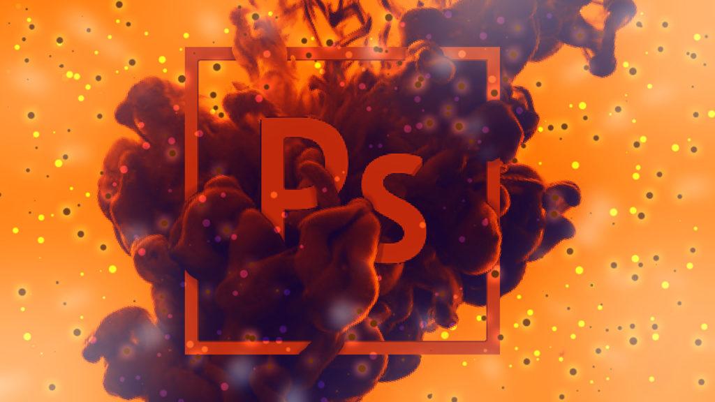 liquid smoke o humo líquido en photoshop video tutorial