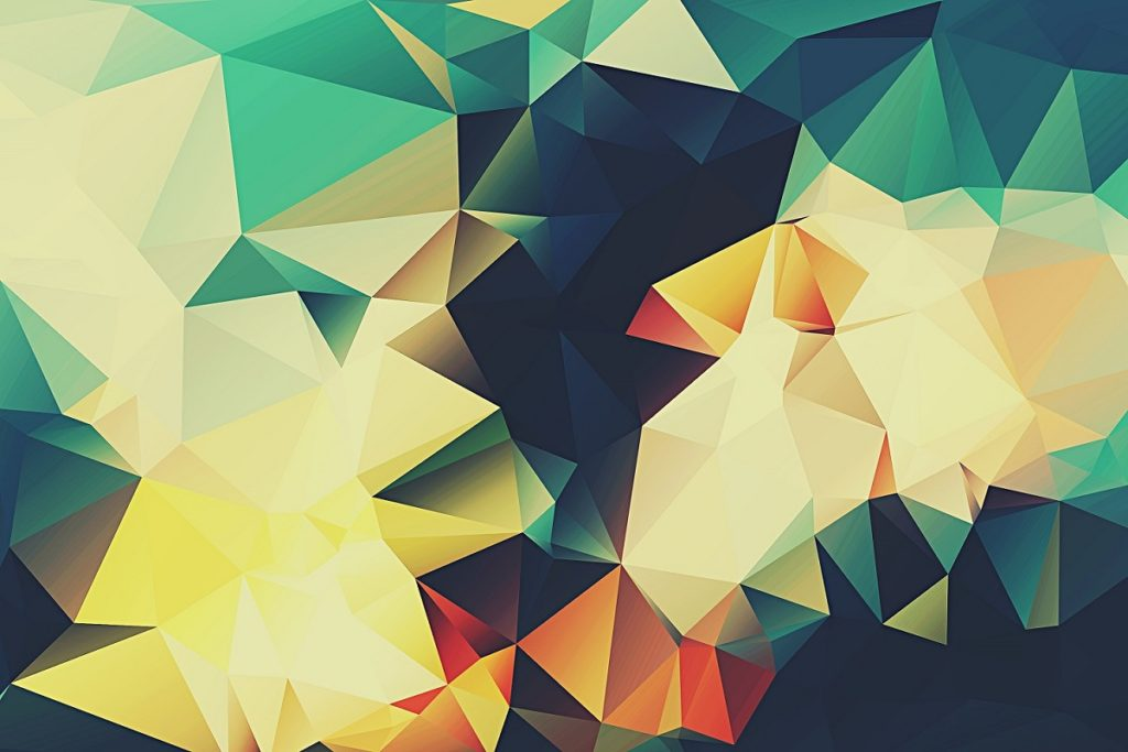 Pack de 30 Texturas Poligonales en HD