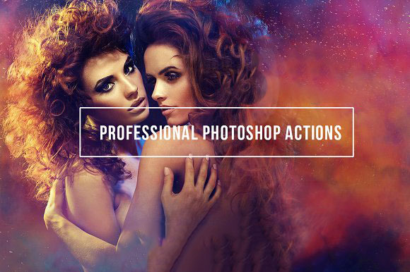 Actions en Adobe PHOTOSHOP CC Diseños Creativos