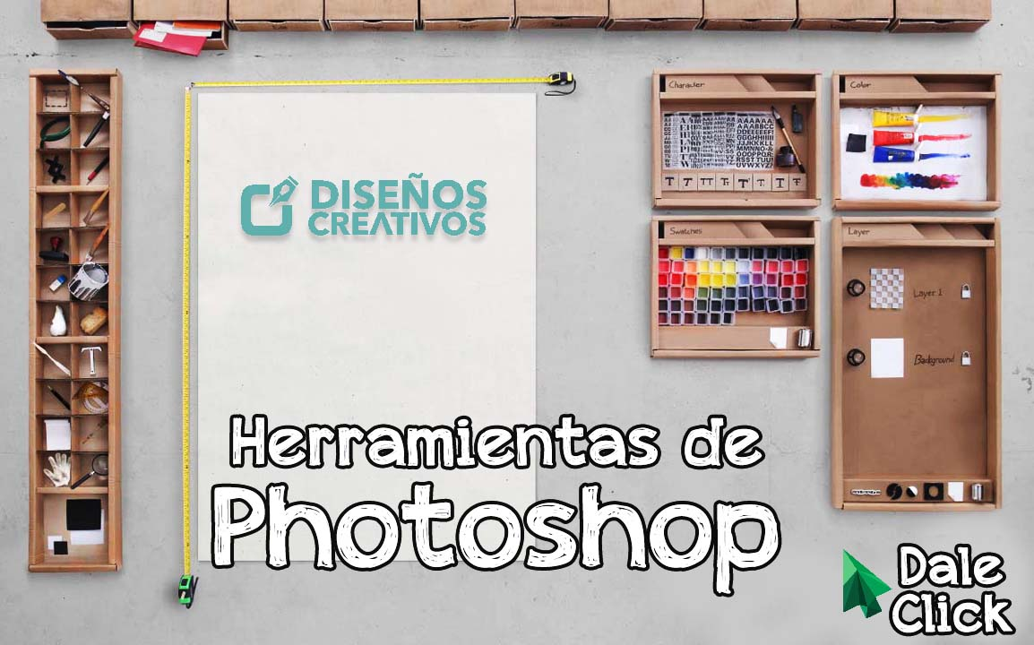 Photoshop Tools / Herramientas de Photoshop