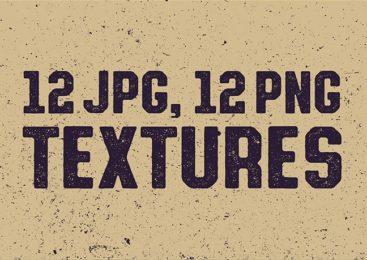24 Texturas de Suciedad en formatos PNG y JPG