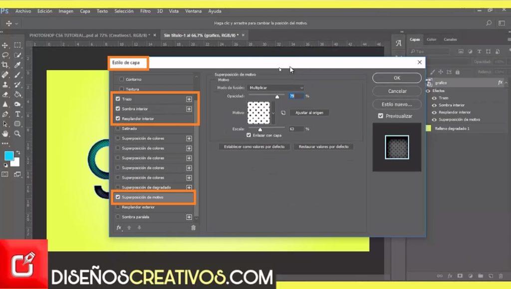 letras 3d photoshop diseños creativos .com