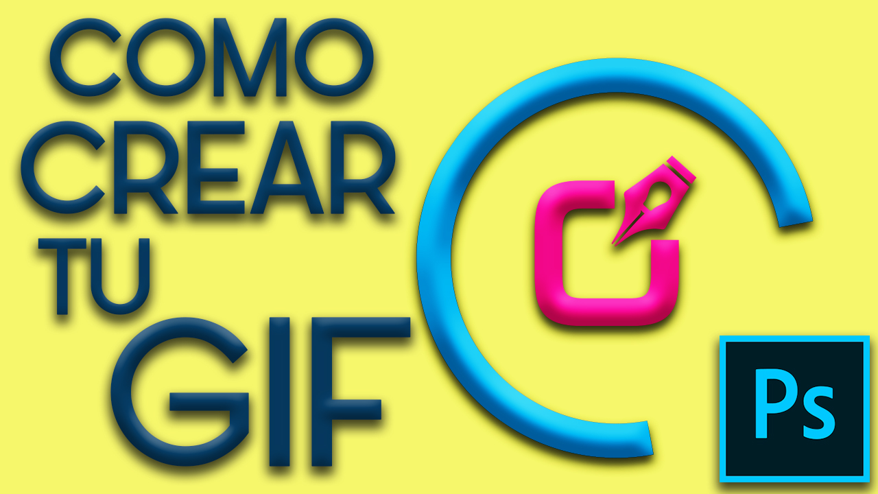Gif Animado en Photoshop cs6