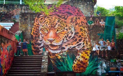 efecto de graffiti en Phtoshop cs6 tutorial diseñoscreativos.com