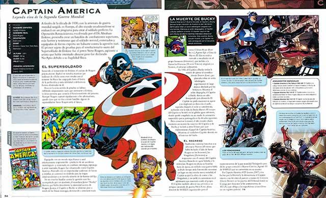 Enciclopedia Marvel en PDF super heroes de marvel