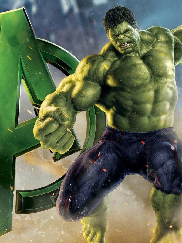Hulk el hombre increible diseños creativos