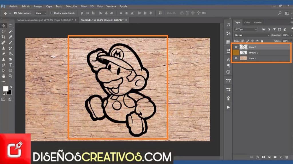 grabado en madera para imagenes y letras