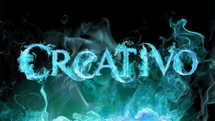 letras de fuego azul png www.diseñoscreativos.com