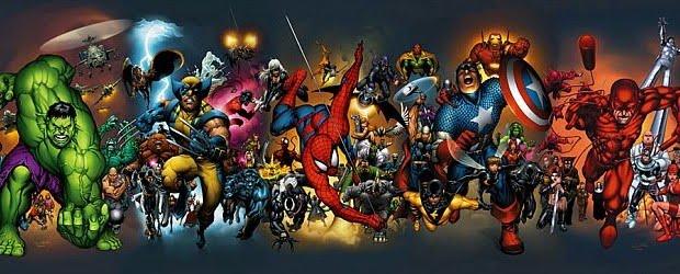 Marvel | super heroes de marvel