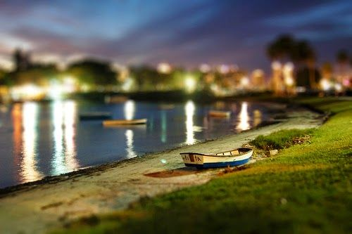 Efecto Tilt Shift en Photoshop