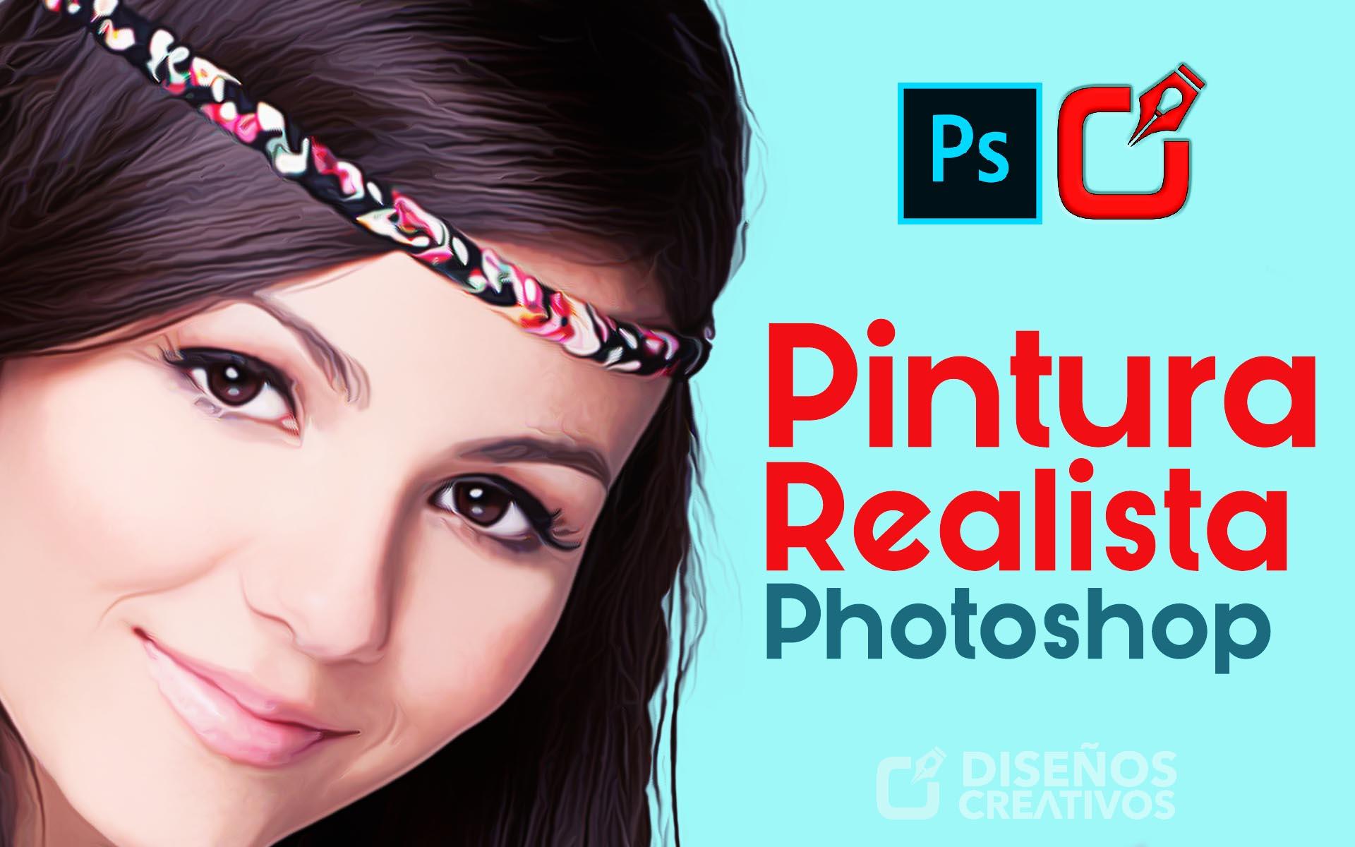 Pintura realista en photoshop