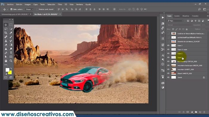 Fotomontaje-en-photoshop-de-carro-creativos-1