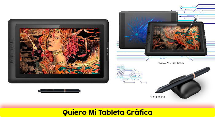 Tableta-gráfica-XP-Pen Artist15.6 IPS
